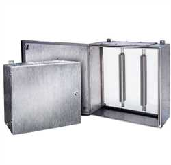 Adalet VH4X6-201408  Quarter Turn Latch Terminal Enclosure Image