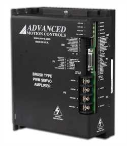 Advanced Motion Controls 100A40 Analog Servo Drive Image