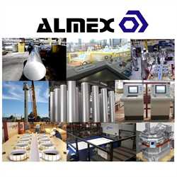 Almex 42620-014 Air Control Assembly Image