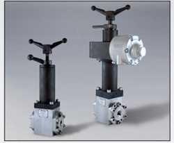 Barksdale Model 20313  Heavy Duty Hydraulic Regulator Image