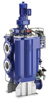 Bollfilter BOLLFILTER Automatic Type 6.64 Automatic Self-Cleaning filter for large engines Image