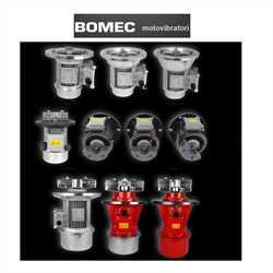Bomec CM 127 P4 S/N: 150911487 Motor Image