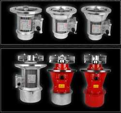 Bomec T4M/150/45/400/125  Motor Image