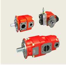 BUCHER QX33-016R   Hydraulic Pump Image