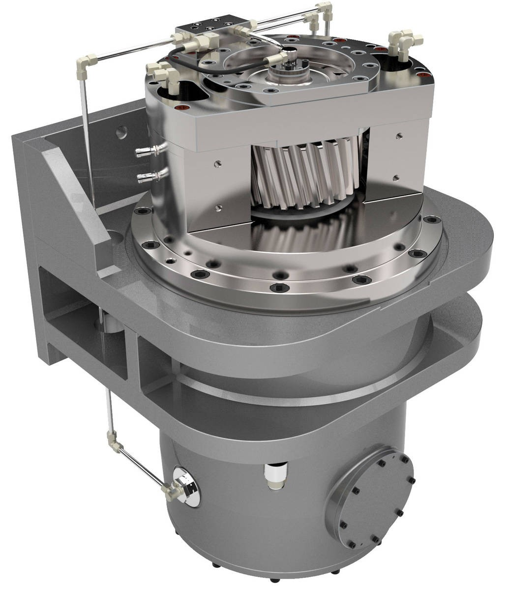 Desch Denox® DT - Typ K  Rotary Table Drive Image