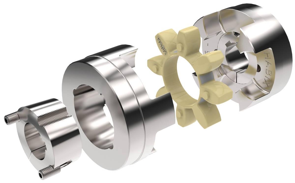 Desch Flexible coupling Image