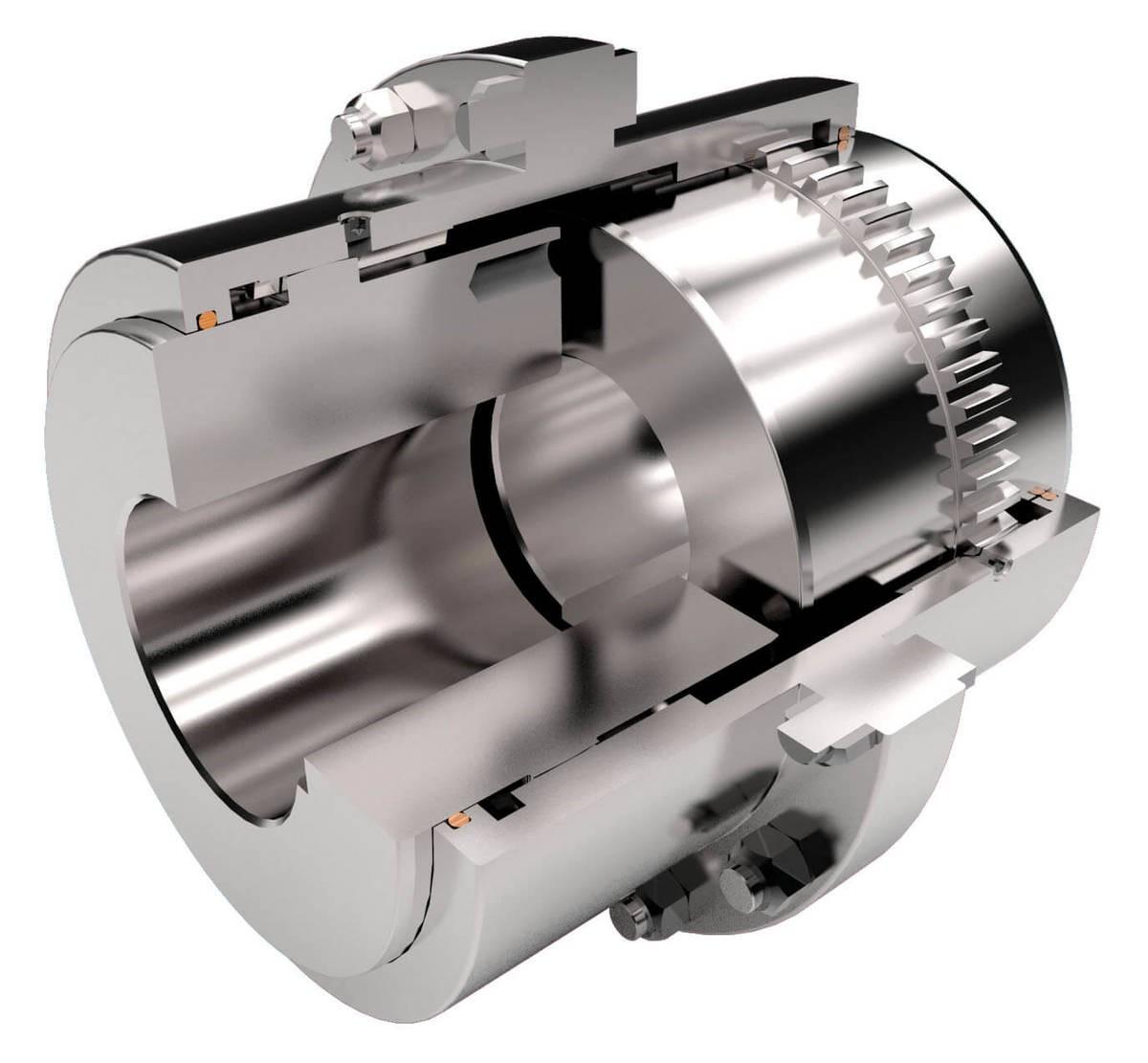 Desch GC  Standard coupling Image