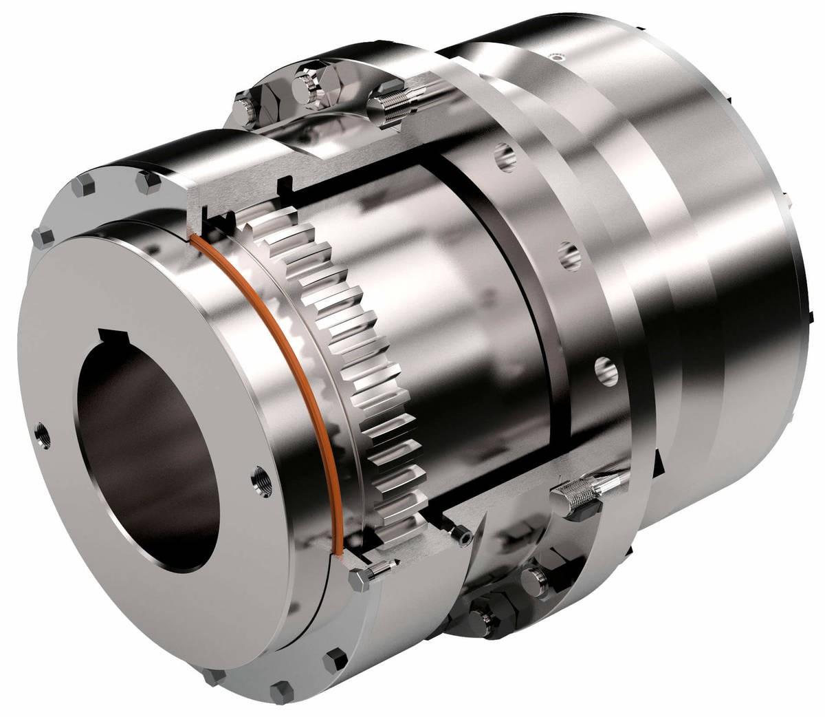 Desch GC  Standard heavy load coupling Image