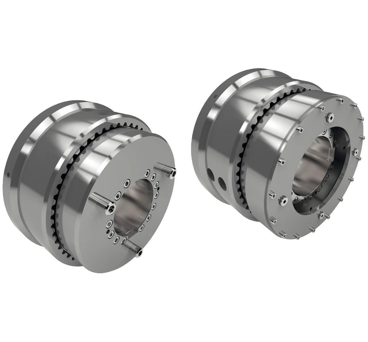 Desch Lutex® HK-E series  Wet-running Multi-disc Clutches Image