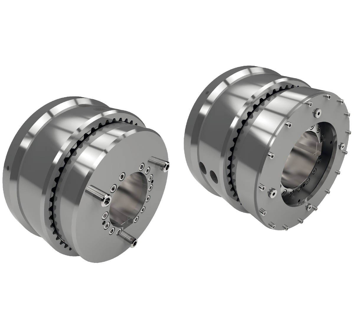Desch Lutex® HK series  Wet-running Multi-disc Clutches Image