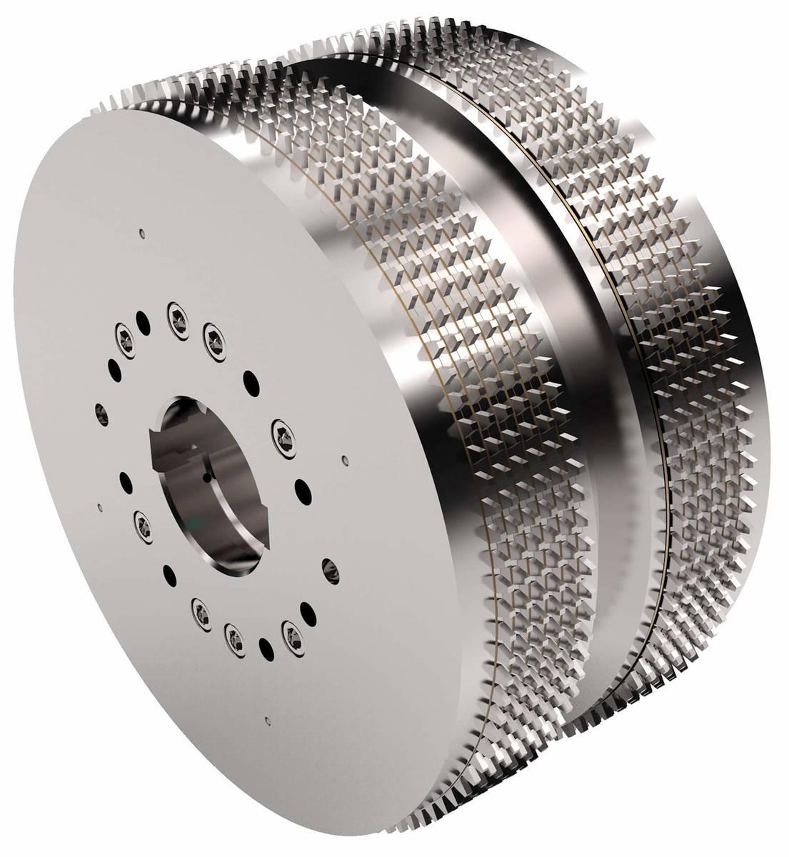 Desch Lutex® HKB and HKBT  Clutch and Brake Combination Image