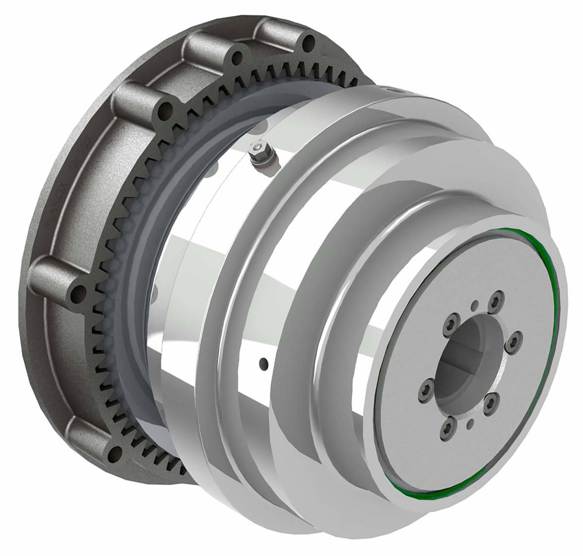 Desch Planox® PHRT switched off hydraulically  Multi Plate Friction Clutch Image