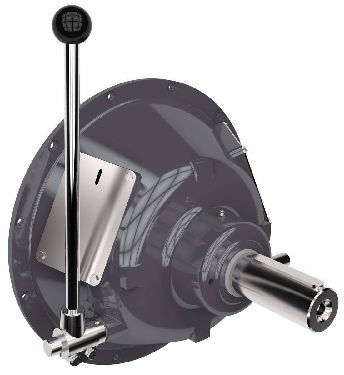 Desch Planox® PMA actuated mechanically, bell-shaped model  Multi Plate Friction Clutch Image