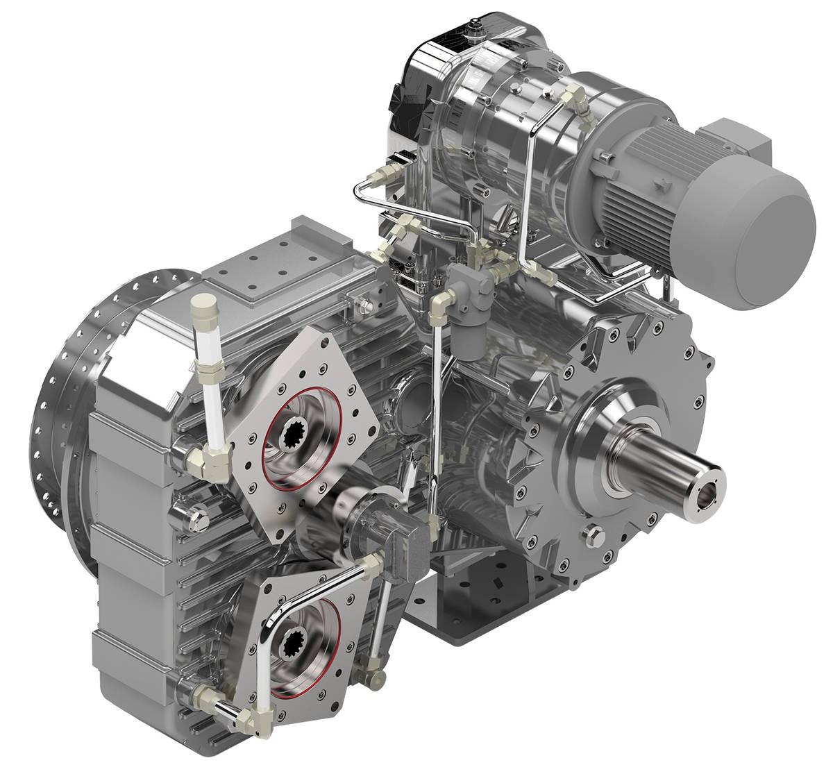 Desch Revox® HE Series   Ship Hybrid Module Image