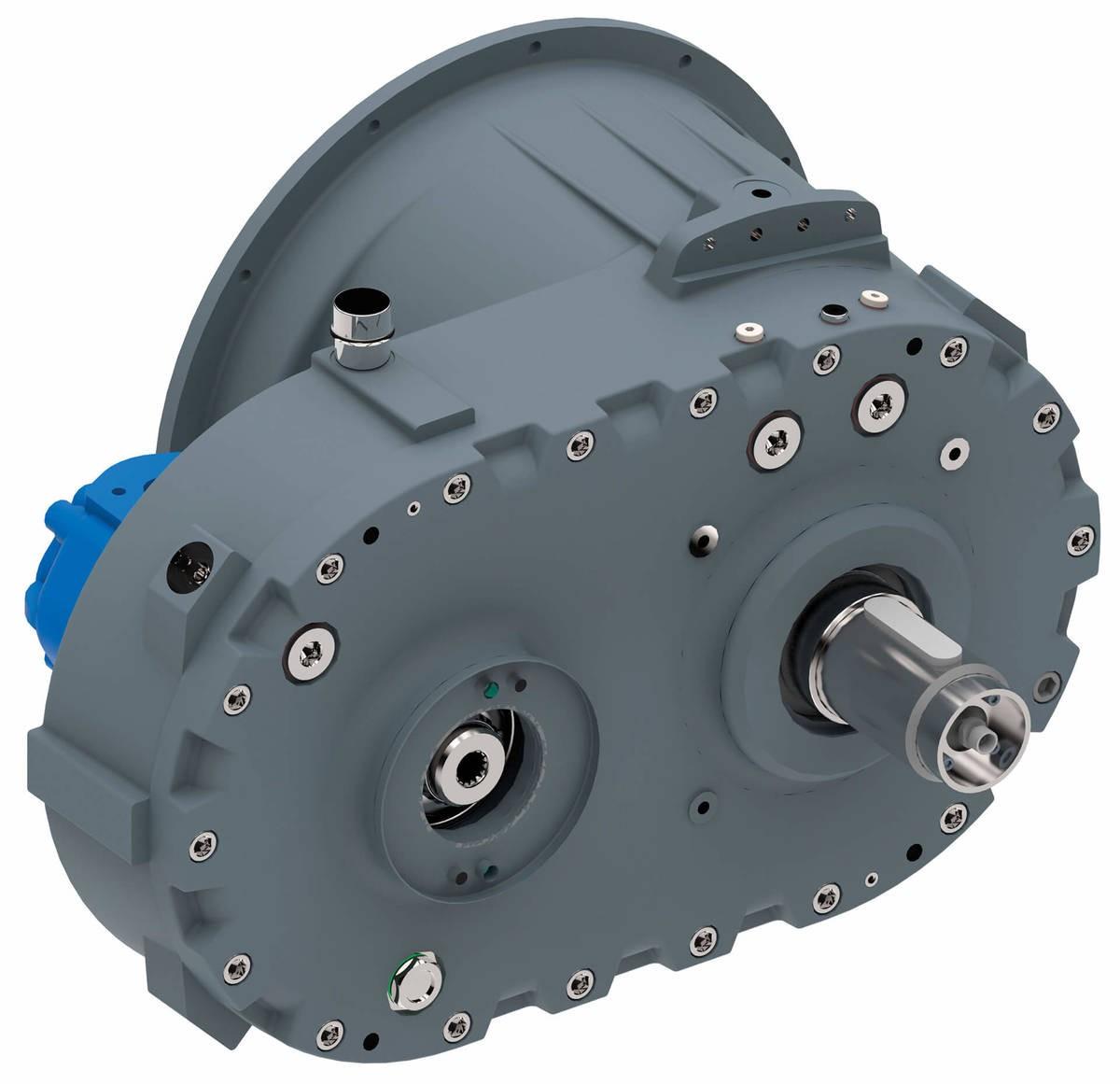Desch Revox®S Series   Hydraulic start-up Gearbox Image