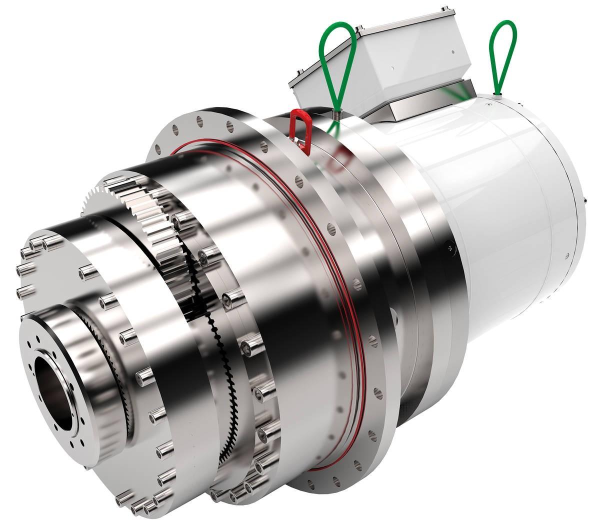 Desch Servox® SP Series  Servo Press Drives Image