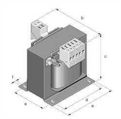 Eltra STS 0,5/230V Transformer Image