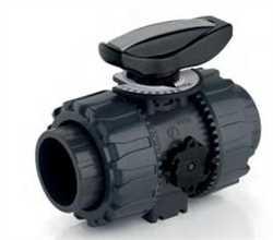 FIP Italy VKRBEV Series DN 10÷50  DUAL BLOCK® Regulating Ball Valve Image