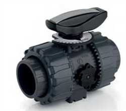 FIP Italy VKRDV Series DN 10÷50  DUAL BLOCK® Regulating Ball Valve Image
