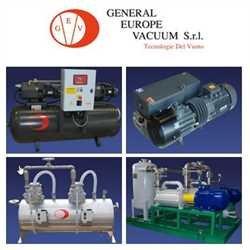General Europe Vacuum GKL422M Propellar For Vacuum Pump Image
