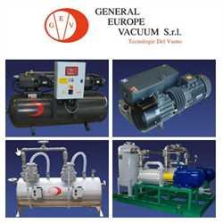 General Europe Vacuum RV1.25 60104 Safety Valve Image