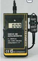 Greisinger GDH14AN Digital Manometer Image