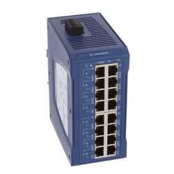 Hirschmann SPIDER II 16TX EEC. PORT Ethernet Switch Image