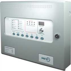 Hochiki HFP CP-4KS  Conventional 4 Zone Fire Panel Image
