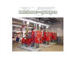 Holzhauer MCV-H 2/12  Pressure Maintenance Pump Image