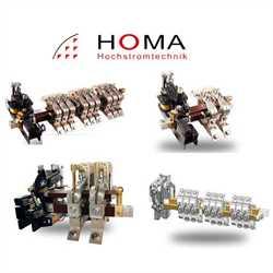 Homa NFG 5002v ith2 1600 A Ui 1500 V  Contactor Image