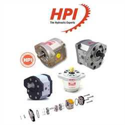 HPI M3BAN2010CL20C18N  Hydraulic Motor Image