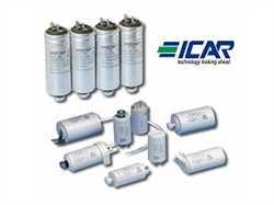 Icar MLR25U25110060138 Motor Run Capacitor Image