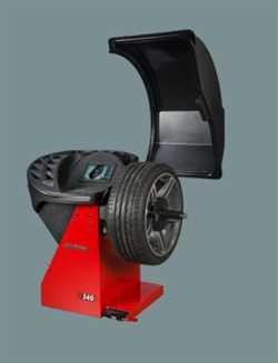 John Bean Technologies B340P  Car Wheel Balancer Image