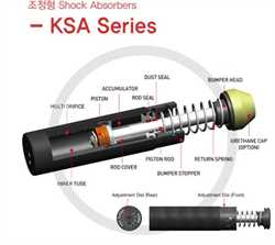Koba KSA 45-50  Shock Absorber Image