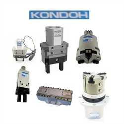 Kondoh HJD-50AS-ZI Air Chuck Image