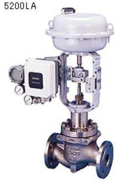 Koso 5200LA Pneumatic Diaphragm Actuators Image