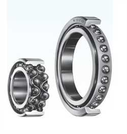 KOYO 7204CDT  Angular contact ball bearings Image