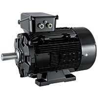 LEROY SOMER PLSHRM Series  Synchronous Reluctance PM Motor Image