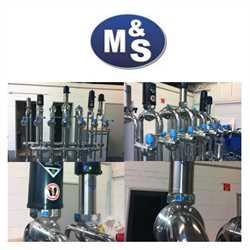 M-S Armaturen PAMS0 Actuator Image