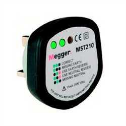 Megger MST210  Socket Tester Image
