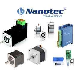 Nanotec SP3575M0604-KTR1 Motor Image