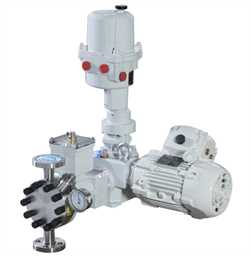 OBL LX9 Series  Process Diaphragm Metering Pumps Image