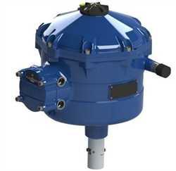 Rotork CVL Linear Electric Control Valve Actuator Image