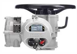 Rotork IQM Multi-turn Modulating Actuator Image