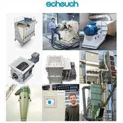 Scheuch SFE ISTZ-AC-IP65  Control Unit Image