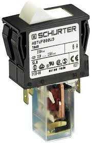 Schurter 4430.1564 Circuit Breaker Image