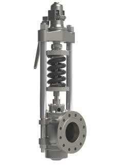Tai Milano Series 200  High Pressure Steam Valve Image