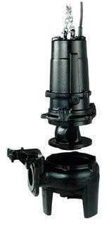 Tsurumi BZ Series 3-PHASE / 50HZ  Sewage Pumps Image