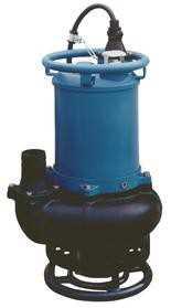 Tsurumi GPN Series 3-phase / 50Hz  Agitator Pumps Image