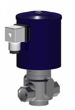 Uni Geräte 1-EVO 5-4R.01, 230VAC Spare Parts For Solenoid Valve Image